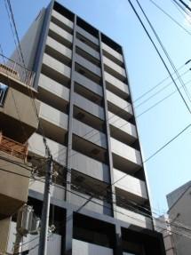 【成約済】★エイペックス新大阪 10階部分 1K★ メイン画像